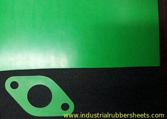 Flat Surface Industrial FKM Rubber Sheet Hardness 60 , 70 , 80+ / - 5 Shore A